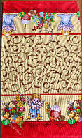 Пасхальне Великодній Рушник Серветка Бавовняний Великодній Рушник Tirotex 3 Шт В Упаковці Розмір 71 х 42 См