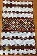 Рушник В Українському Стилі Бавовняний Рушник З Орнаментом Tirotex 3 Шт В Упаковці Розмір 71 х 42 См