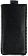 Чехол-карман Valenta для телефона Nokia 105 Черный (C-564/N105), фото 1