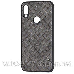 Кожаная накладка VORSON Braided leather series для Xiaomi Redmi Note 7 / Note 7 Pro / Note 7s