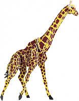 3D-пазл Игрушки из дерева Жираф (М020с) (4607100581499)