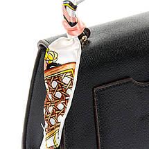 Сумка Женская Классическая иск-кожа FASHION 1-04 5108 black, фото 3