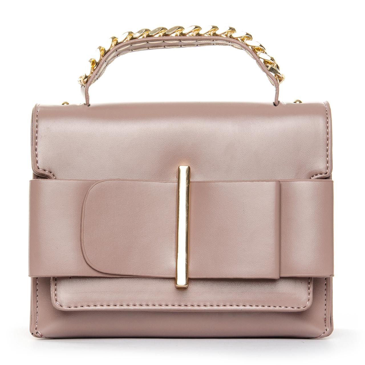 Сумка Женская Классическая иск-кожа FASHION 1-04 813 pink