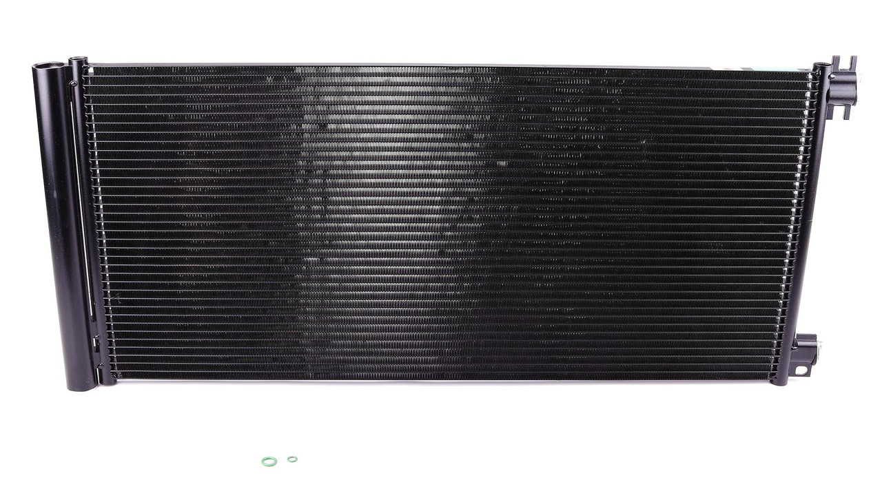 Радиатор кондиционера Opel Vivaro 1.6 dCi/CDTI 2014- NRF 350429
