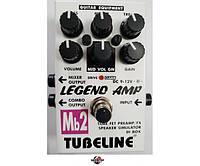 TUBELINE LEGEND AMP Mb2+PA2LA Педаль для електрогітари