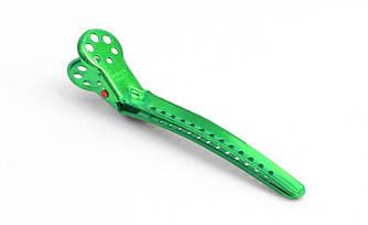 Зажим для волос Y.S.Park YS Clips L Green