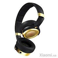 Наушники с микрофоном Xiaomi Mi Headphones Black/Gold (ZBW4370TY)