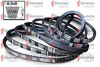 Ремень 8,5х8-850 (SPZ-850) привода генератора КВК-800/ЯМЗ-236/ЯМЗ-238