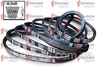 Ремінь 8,5х8-850 (SPZ-850) привода генератора КВК-800/ЯМЗ-236/ЯМЗ-238