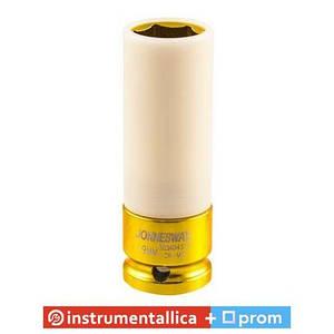 Головка в пластике 1/2 19 мм ударная длинная для шиномонтажа S03AD4319 Jonnesway