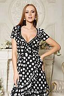 Модное легкое платье