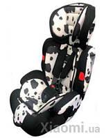 Автомобильное кресло ANMA Baby Сar Seat ECE R44/04 HDPE (9-36 KGS) Dalmatian