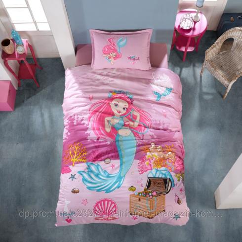 Подростковое постельное белье Aran Clasy Mermaid ранфорс
