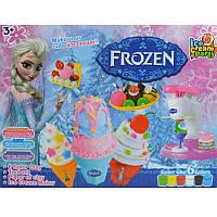 Набор для лепки Мороженое, 3+, Frozen