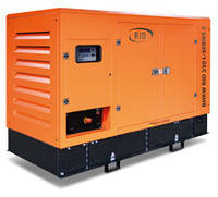Газопоршневая когенерационная установка BHKW RID 350 B-SERIES S (340 кВт)
