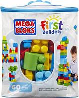 Конструктор Mega Bloks First Builders классический 60 дет (DCH55)