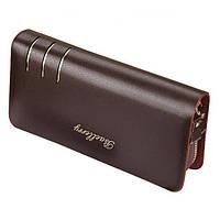 Мужской кошелек-клатч портмоне барсетка Baellerry S6111, фото 1