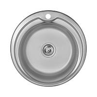 Кухонная мойка Imperial 510-D Satin (IMP510D06SAT), фото 1