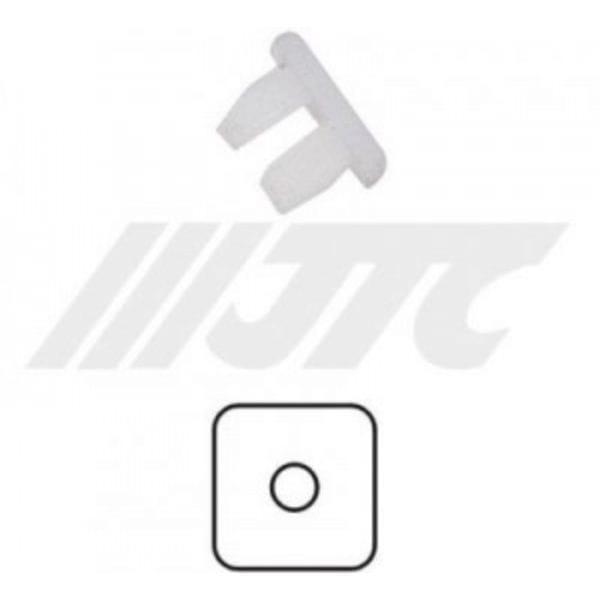 """Автомобильная пластиковая клипса (цоколь лампы 3/16"""") ( уп 300 шт.) (RD02 JTC)"""