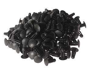 Автомобильная пластиковая клипса (для резиновых элементов обшивки FORD) ( уп 200 шт.) (RD19 JTC), фото 2