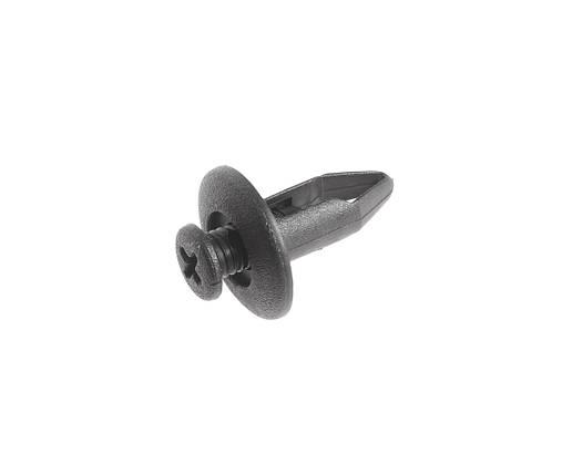 Автомобильная пластиковая клипса (бампер) ( уп 100 шт.) (RD21 JTC), фото 2