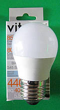 Лампа світлодіодна VitoOne 5.5 W E27 440 lumen 6400K