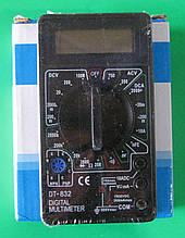 Мультиметр цифровий DT-832 (функція прозвонки)