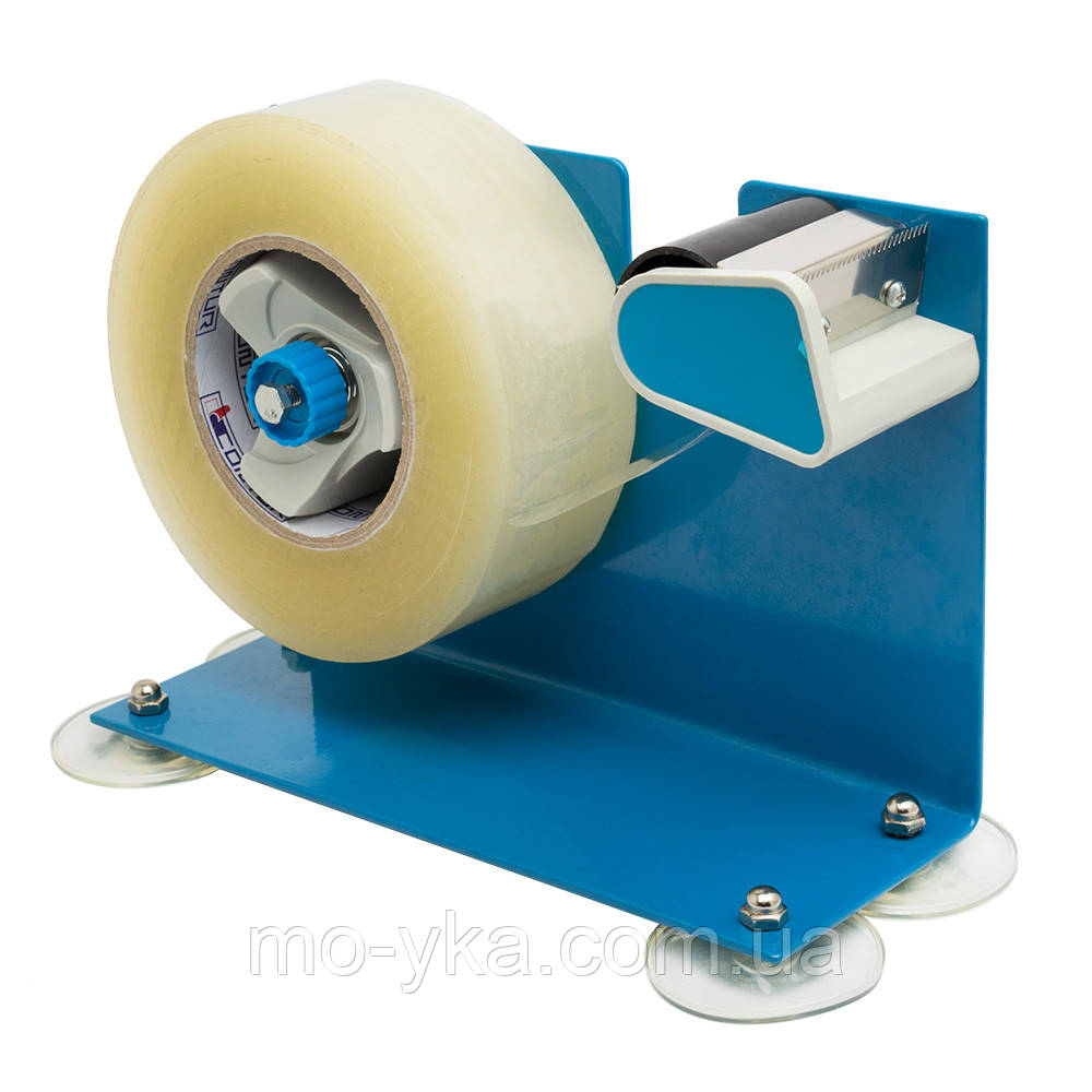 Диспенсер для скотча металлический Rubin 40-48 мм.