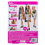 Barbie Барби Радужное сияние волос FXN96 Rainbow Sparkle Hair Doll, фото 9