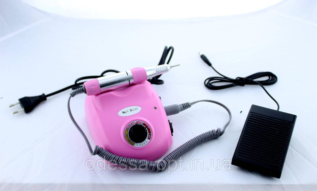 Машинка для педикюра Beauty nail DM-9-1/ 208 (Будьте внимательны работает от 110v и 220v !!!!!)