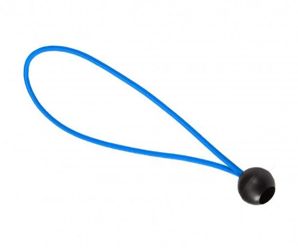 Резинка для фитнес батута aGa SPORT 19 см синяя