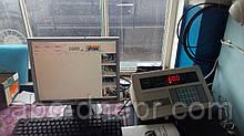 Система IP відеоспостереження та фотофіксації зважувань