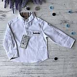 Літня сорочка на хлопчика . Розмір 9 міс., 12 міс., 18 міс, 2 роки, 2.5 року, фото 2