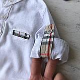 Літня сорочка на хлопчика . Розмір 9 міс., 12 міс., 18 міс, 2 роки, 2.5 року, фото 3