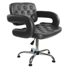 """Парикмахерское кресло для клиентов салона красоты """"Бинго"""" Кресло для клиентов маникюра маникюрные стулья"""