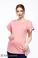 Блузка для беременных и кормящих ROWENA BL-20.052, фото 1
