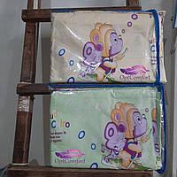 Комплект детского полуторного постельного белья