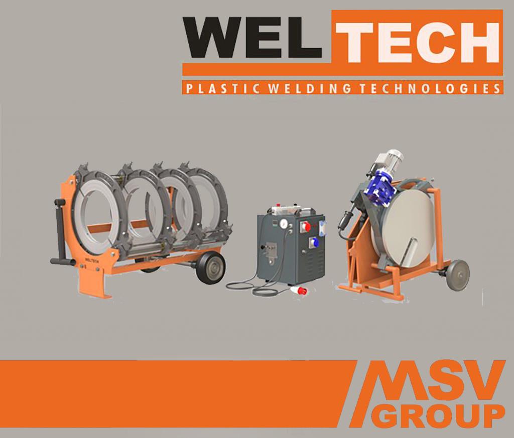 Сварочный аппарат Weltech W-400