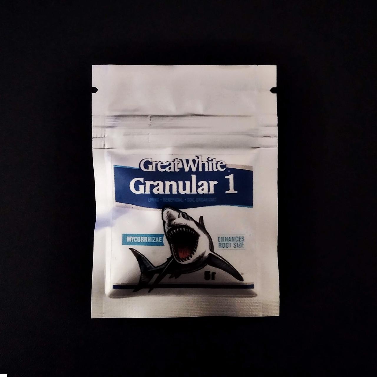5 г Микориза гранулированная - Plant Success Great White Granular One - производства США