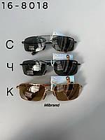 Чоловічі класичні окуляри BOGUAN.  Лінза - скло.