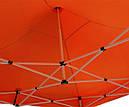 Шатер раздвижной 3х3 палатка павильон LamSourcing FJ3330-800D 3м х 3м, фото 2