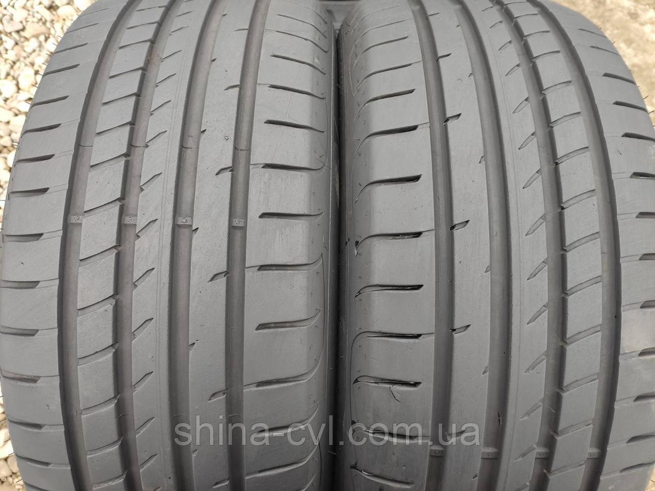 Літні шини 235/55 R17 99Y Goodyear Eagle F1 Asymmetric 2