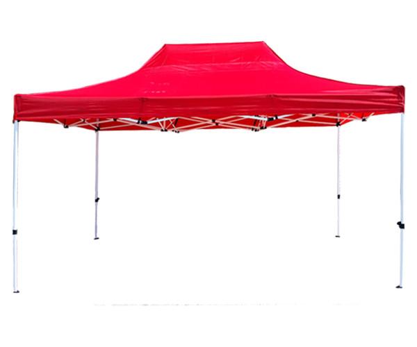 Шатер раздвижной  палатка павильон LamSourcing FJ27430-800D 2,7м х 4м