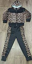 Костюм леопардовый с капюшоном, фото 3