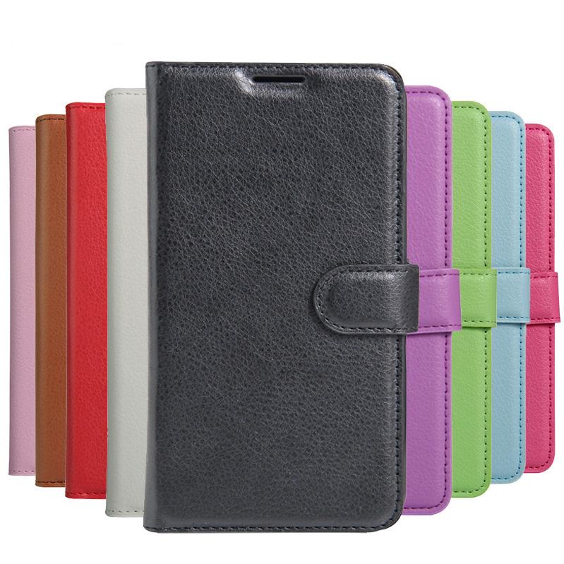 Чехол книжка Lichee для ZTE Blade A7 2020 (9 цветов)