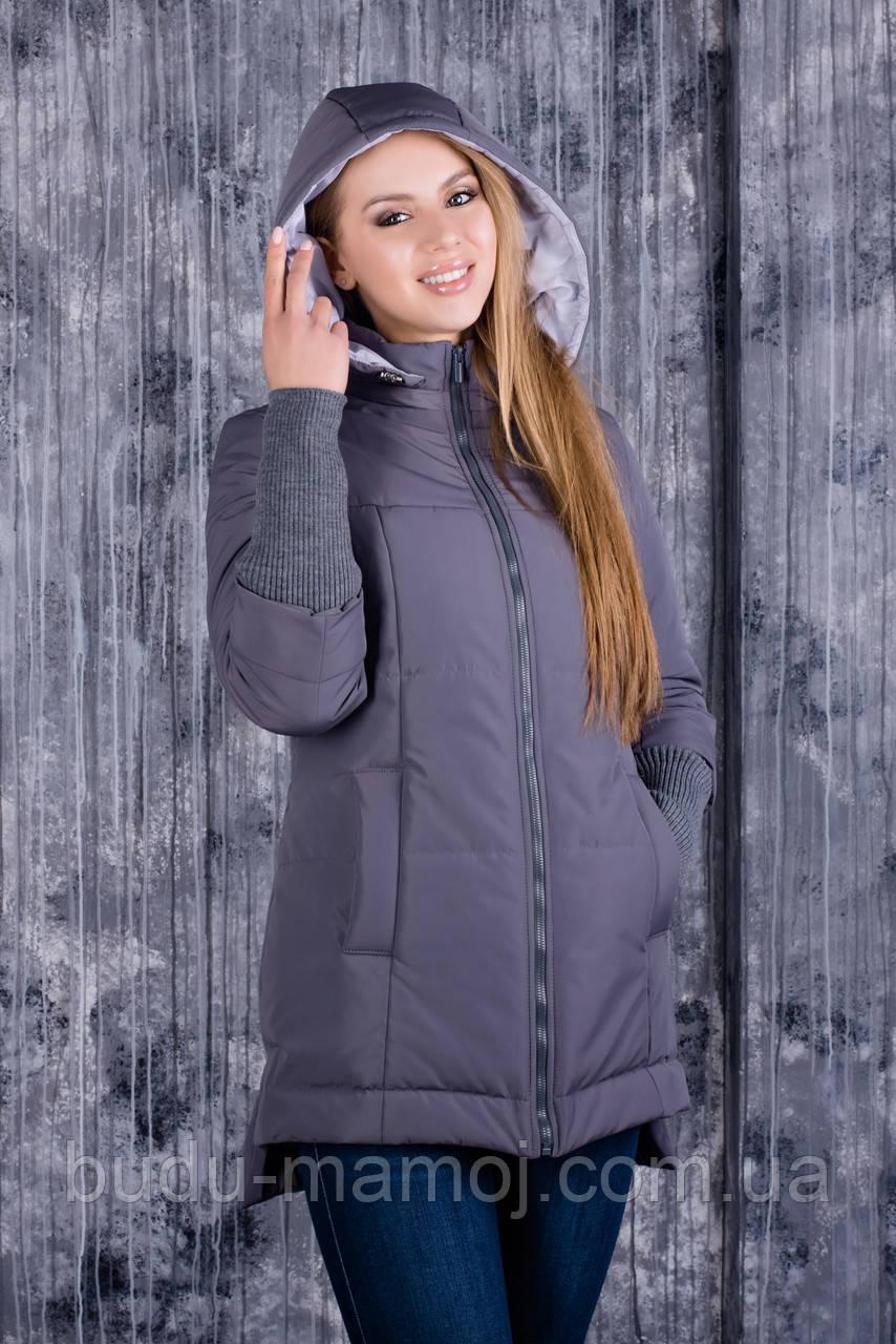 Весенняя куртка для беременных 3 в 1 очень красивая качественная