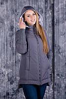 Весенняя куртка для беременных 3 в 1 очень красивая качественная, фото 1