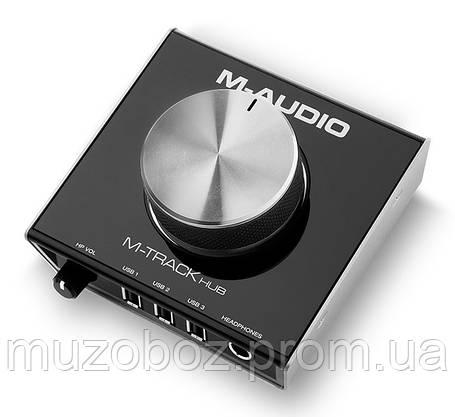 Аудиоинтерфейс M-AUDIO M-Track Hub, фото 2