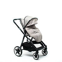 Детская прогулочная коляска Babyzz Dynasty (бежевая) + бесплатная доставка