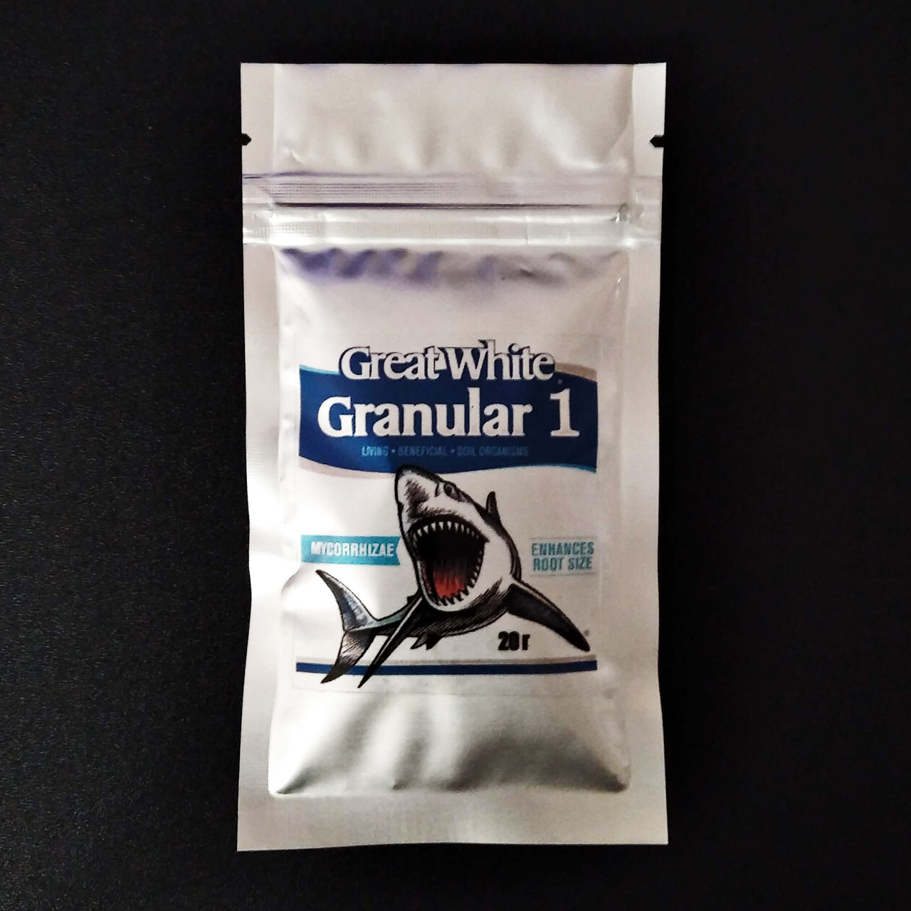 20 г Микориза гранулированная - Plant Success Great White Granular One - производства США